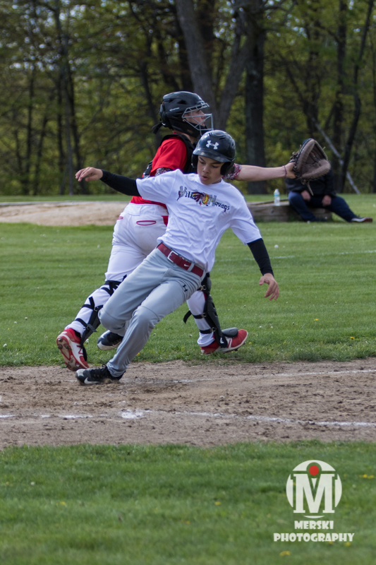 2017 - May - Woonsocket Middle School Baseball (82 of 102)