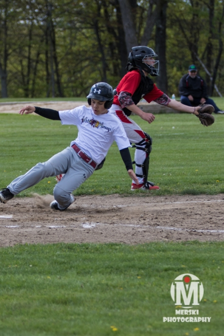 2017 - May - Woonsocket Middle School Baseball (83 of 102)