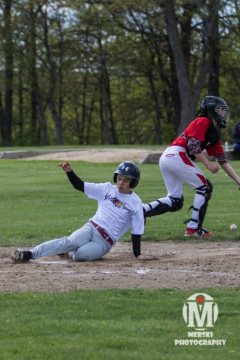 2017 - May - Woonsocket Middle School Baseball (84 of 102)