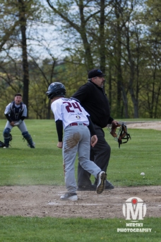 2017 - May - Woonsocket Middle School Baseball (86 of 102)
