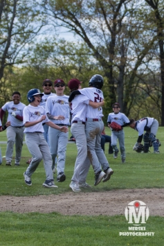 2017 - May - Woonsocket Middle School Baseball (88 of 102)