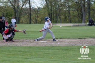 2017 - May - Woonsocket Middle School Baseball (94 of 102)