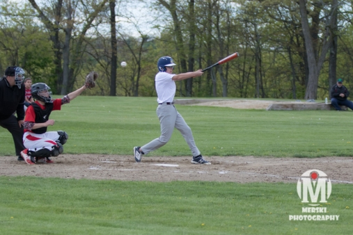2017 - May - Woonsocket Middle School Baseball (95 of 102)