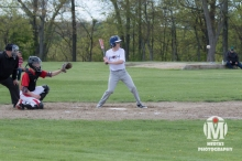 2017 - May - Woonsocket Middle School Baseball (96 of 102)