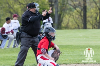 2017 - May - Woonsocket Middle School Baseball (97 of 102)