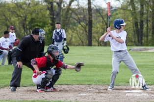 2017 - May - Woonsocket Middle School Baseball (98 of 102)