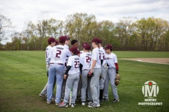 2017 - May - Woonsocket Middle School Baseball (Team)