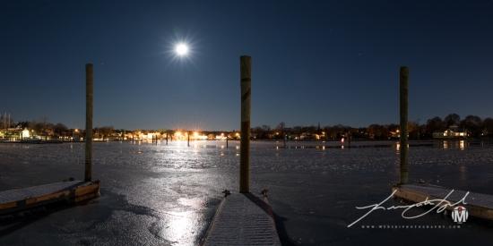 2018 - January - Full Moon - Wickford & Belleville