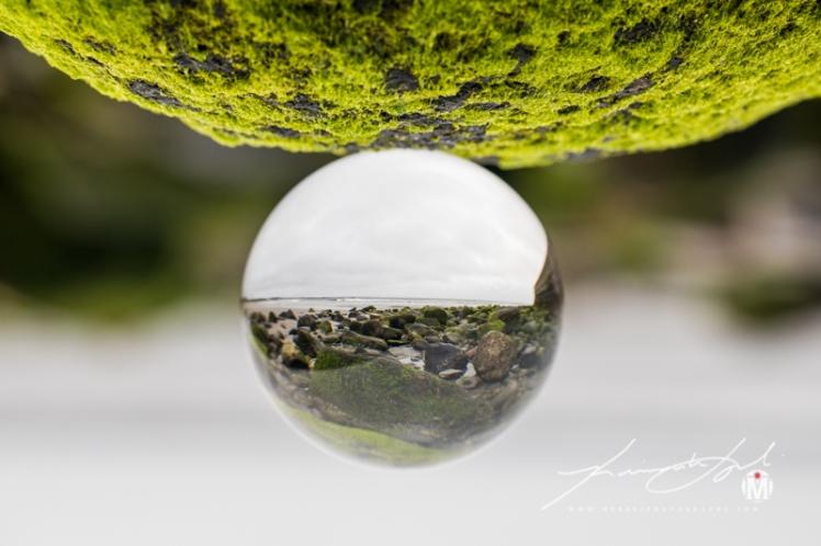 2018 - Narrangansett Beach - Optical Ball