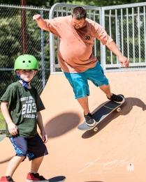 2018 - August - McGinn - Skateboarding with Friends-17