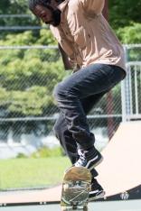 2018 - August - McGinn - Skateboarding with Friends