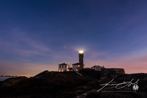 Beavertail Wide Northern View