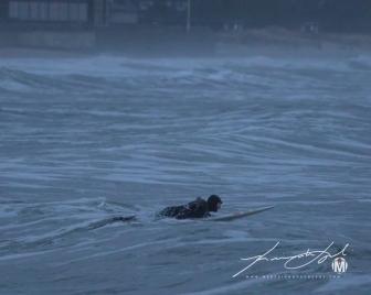 2018 - December - Narragansett Beach Surfers (3 of 8)