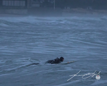 2018 - December - Narragansett Beach Surfers (3 of 8)