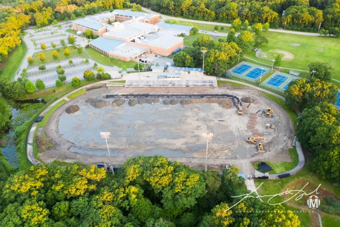 North Kingstown High School Athletic Field - 1