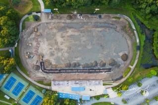 North Kingstown High School Athletic Field - 2