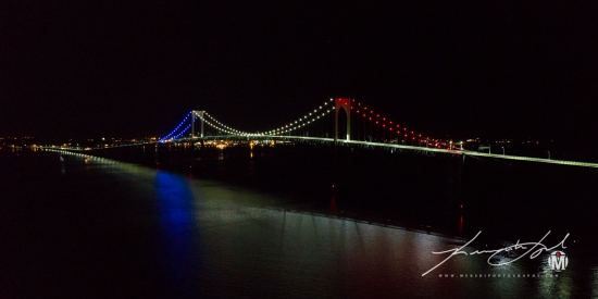 RWB - Newport Bridge 1