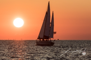Sunset & Sail - 1