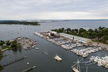 2019 - September - Wickford Harbor Shipyard Fire (8 of 8)