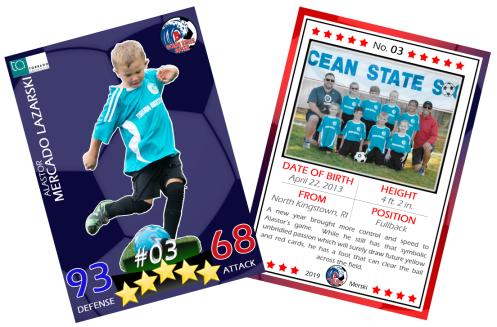 2019 - OSS - Alastor - Player Card